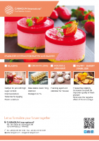 STABILIZER SYSTEMS FOR BAKERY