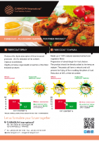 FIBRECOAT : A FILMOGENIC BARRIER FOR FRIED BREADED PRODUCTS