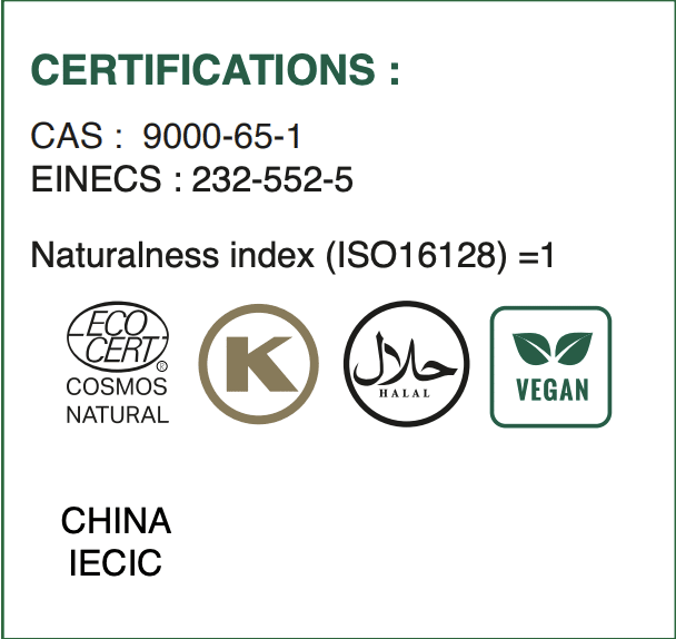 polynat certifications
